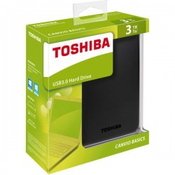 TOSHIBA CANVIO - 3To