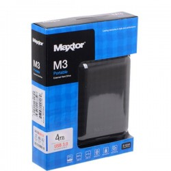 MAXTOR M3 - 4To