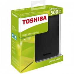 TOSHIBA CANVIO - 500Go