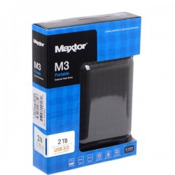 MAXTOR M3 - 2To