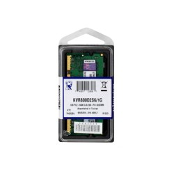 MEMOIRE SO-DIMM KINGSTON 1GB PC2 KVR800D2S6