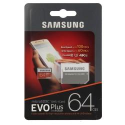 SAMSUNG MICROSHDC 64GB CLASS 10