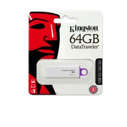 Kingston DataTraveler i G4 64Go
