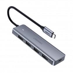 Hub USB-C vers 4 ports USB 3.0