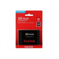 SanDisk Solide State Drive PLUS 480GB