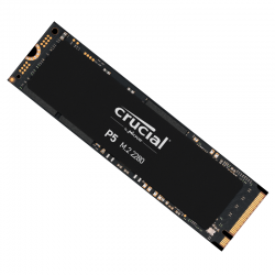 Crucial P5 500GB PCIe M.2 2280SS SSD